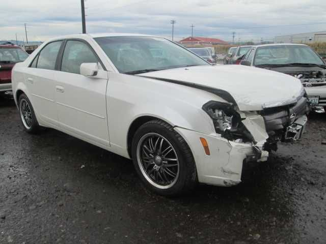 2003 cadillac cts suspension-steering cts spindle knuckle front 515