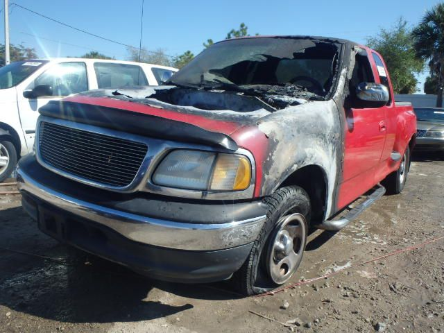 Used 2000 Ford Truck F150 Interior F150 L Seat Front Part 49932 7
