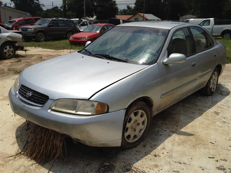2000 nissan sentra engine-accessories sentra fuel pump |  323 1.8