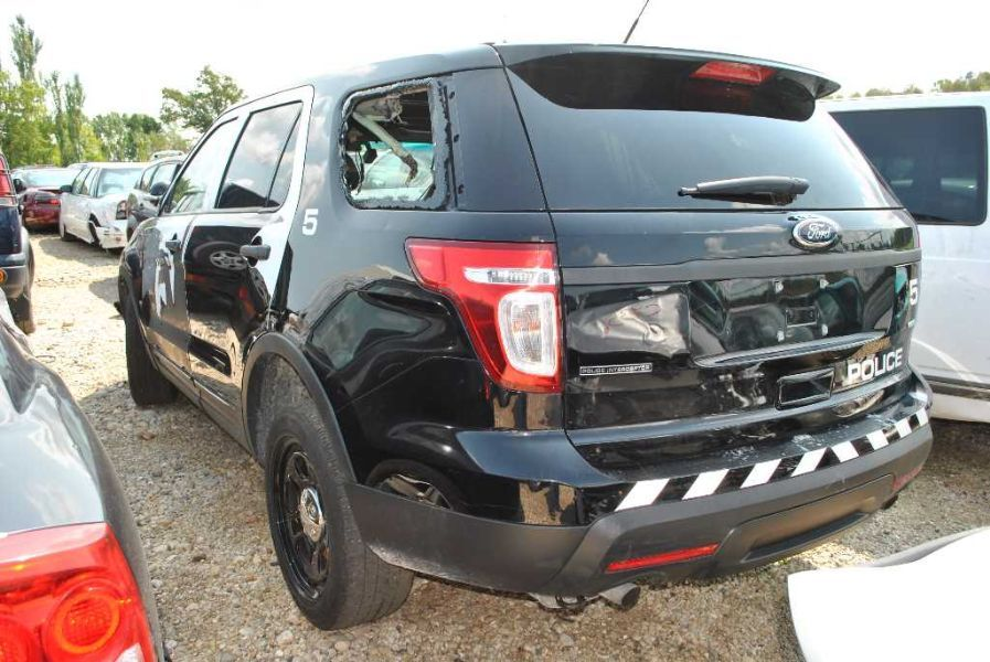 2013 Ford Truck Explorer Cooling And Heating Radiator-core ...