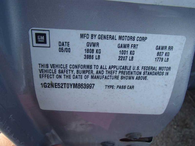 2000 chevrolet malibu engine accessories 553 power 00970 country code