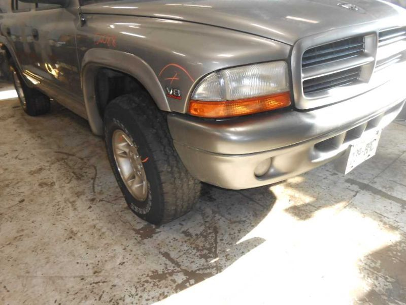 1998 dodge truck dakota suspension-steering dakota spindle knuckle  front 515 LH,COL,ABS,4X4, L.