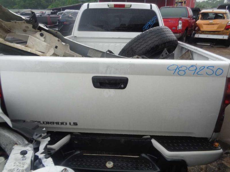 2004 Chevrolet Truck Colorado Rear Body 155 Pickup Box 155