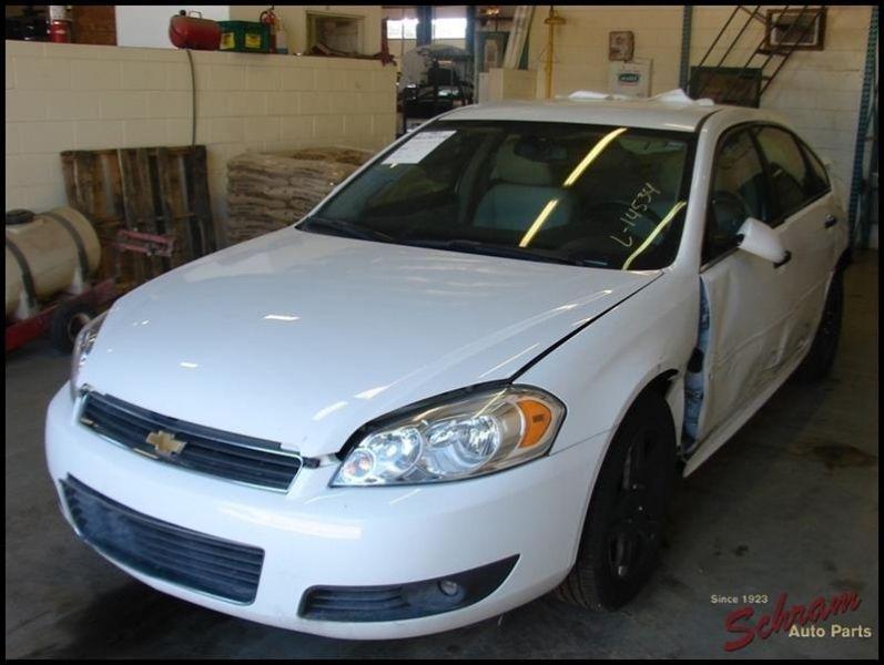 2006 chevrolet impala rear-body impala quarter panel assembly    160 4DR,WHT,8624,LT,5P.5,W-139
