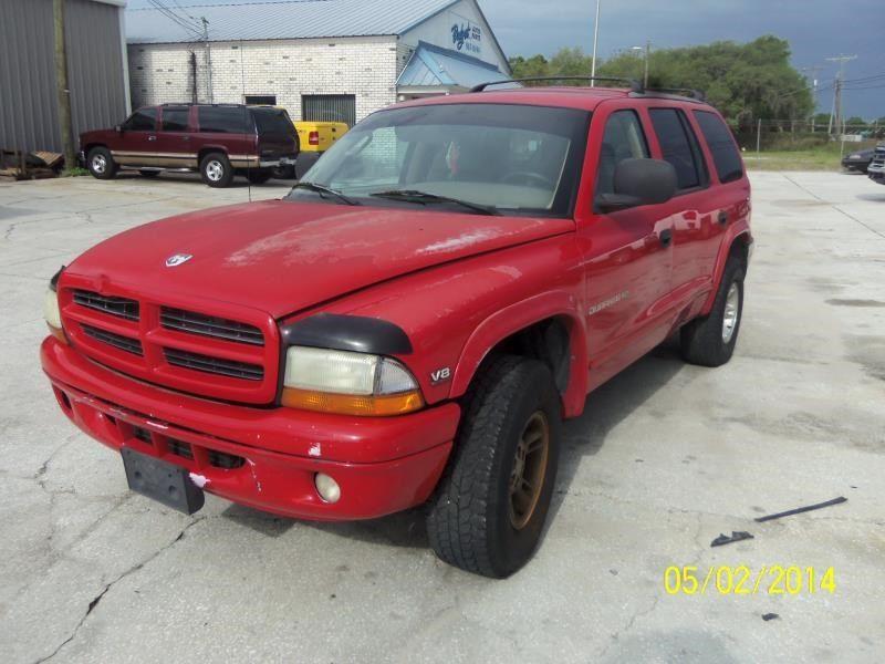 1998 dodge truck dakota suspension-steering dakota spindle knuckle  front 515 RED,SLT,5.2,COL,4x4,3.92L,OIC