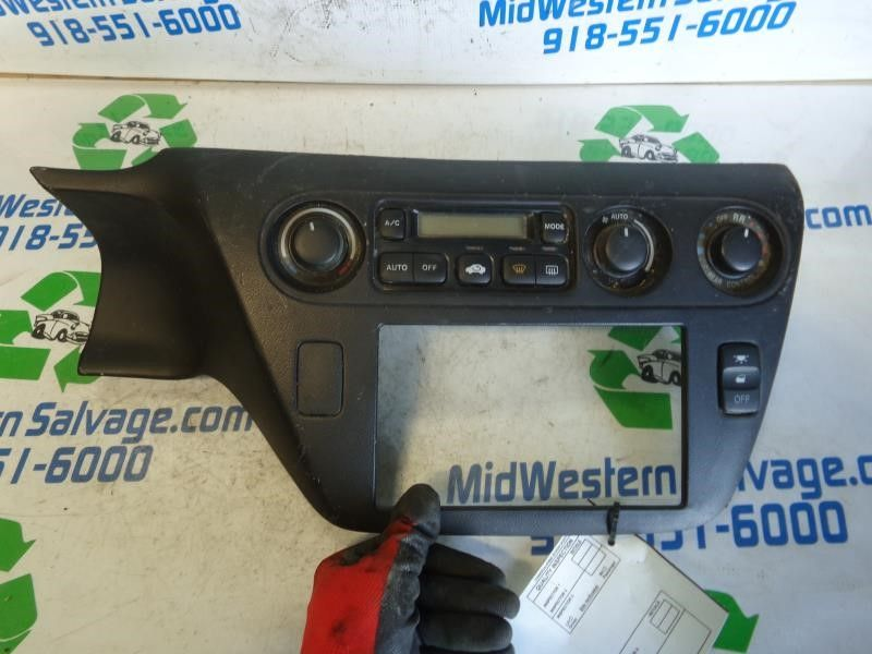 Used 2002 Honda Odyssey Cooling And Heating Temperature ...