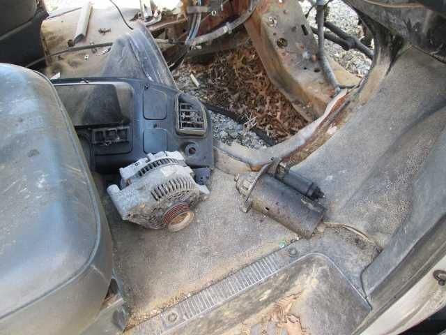 1995 ford truck ford f150 pickup electrical alternator 6 300 4 9l  95 amp 601 4.9L CHECK AMP