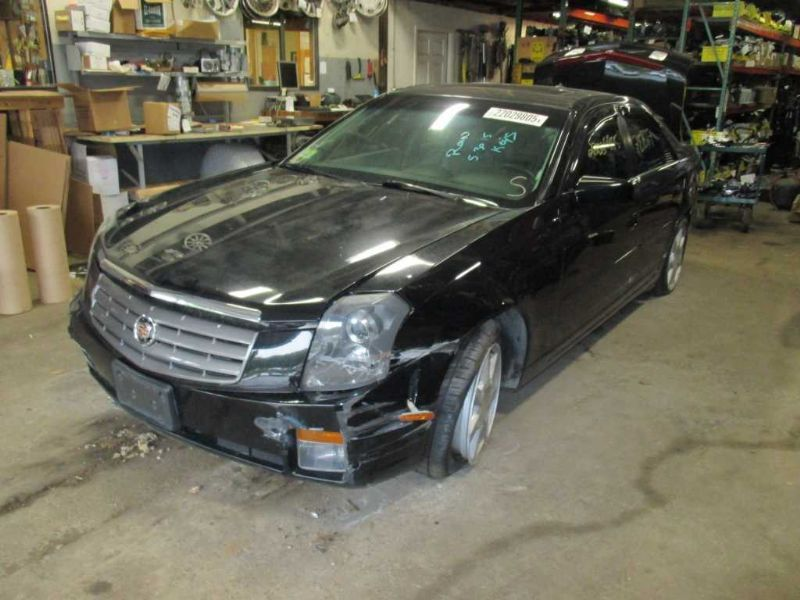 used 2004 cadillac cts engine accessories power steering. Black Bedroom Furniture Sets. Home Design Ideas