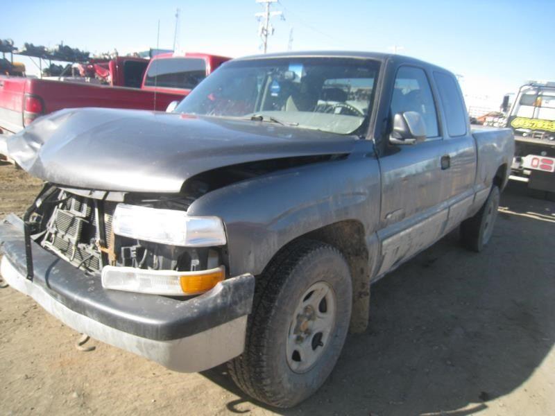 used 2000 chevrolet truck silverado 1500 pickup axle axle assembl. Black Bedroom Furniture Sets. Home Design Ideas
