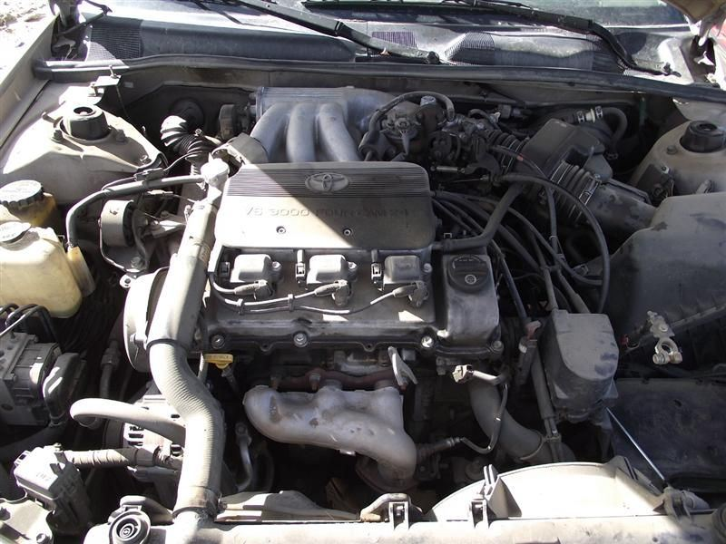 1998 Toyota Avalon Engine 306 Cylinder Head 306 58976