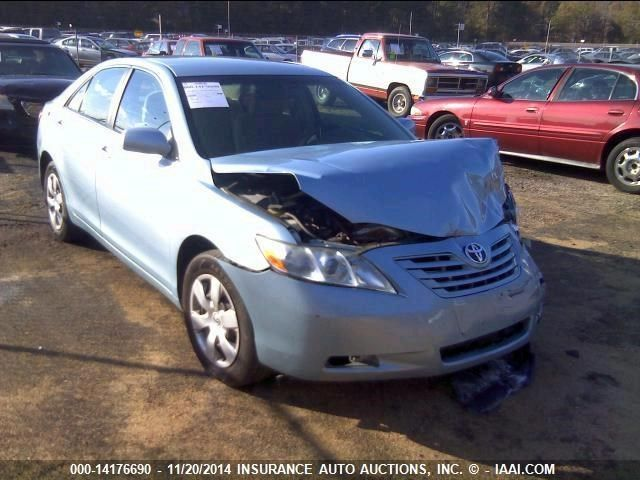 2007 Toyota Camry Electrical Chassis Control Module Theft