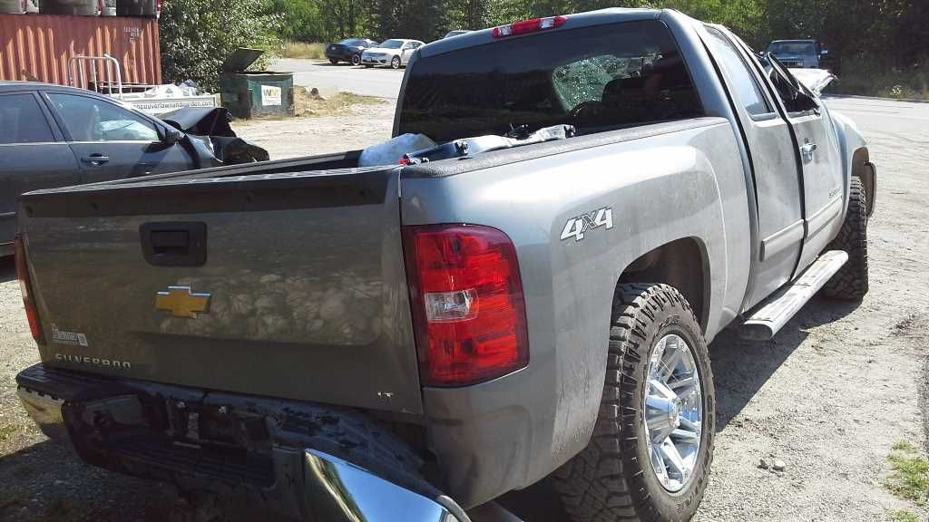 2011 chevrolet truck silverado 2500 pickup cooling and heating heater core element man ac  opt c67   ext cab 676 LT