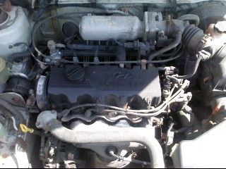 2000 hyundai accent engine accent engine assembly 300 1.5,155-160 COMP,30 OIL HOT,-R-