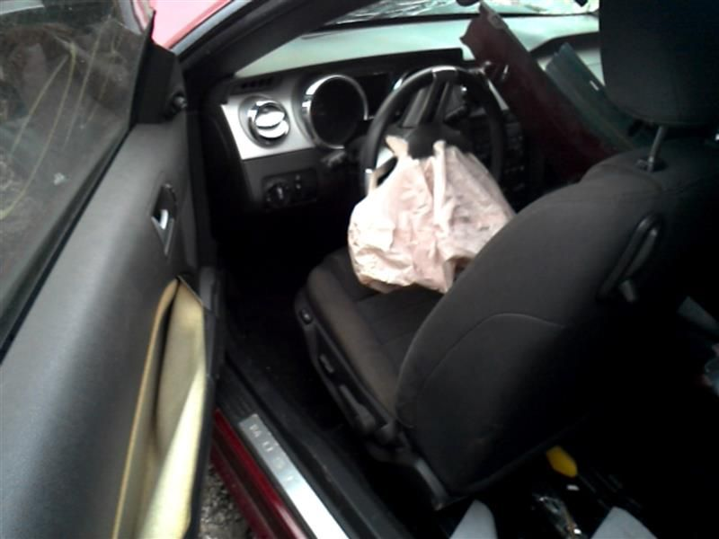 2006 Ford Mustang Interior Seat Front Left Bucket Sport Type 1st Digit Of Trim Code 5 Or K