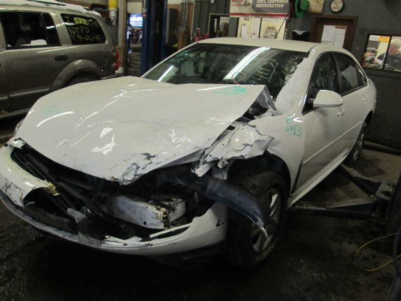 2006 chevrolet impala rear-body impala quarter panel assembly 160 RH,SDN,LS,40U WHT,0P.25X3