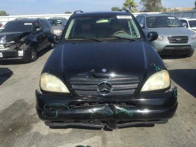 Used 2000 mercedes benz ml320 rear body bumper assembly for 2000 mercedes benz ml430 parts