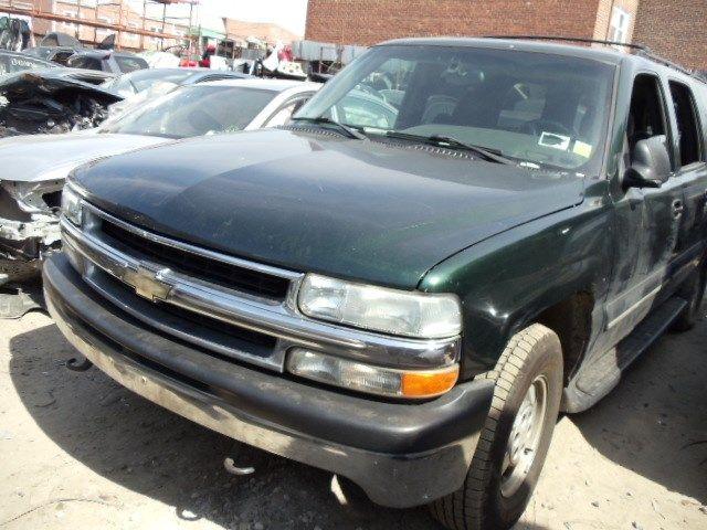 2001 Chevrolet Truck Suburban 1500 Interior Front Seat