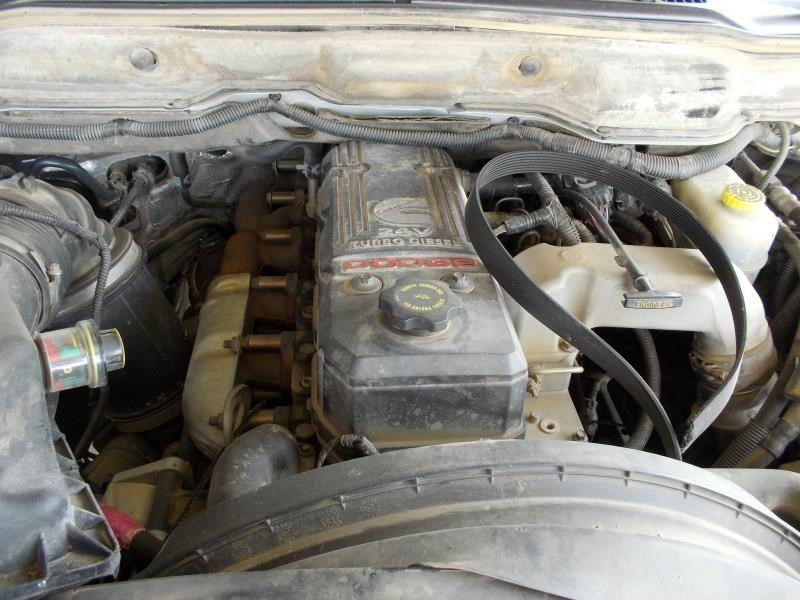 2006 Dodge Truck Dodge 2500 Pickup Suspension Steering