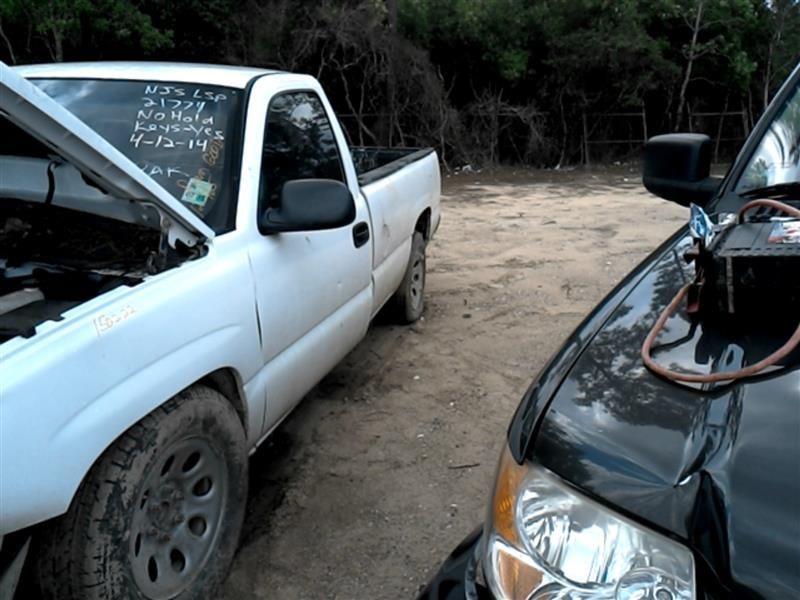 Biloxi Auto Recycling >> Used 2006 Gmc Truck Sierra 1500 Pickup Engine Accessories Fuel Pu