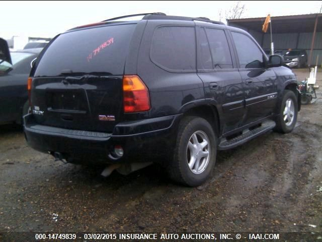 used 2005 gmc truck envoy xuv front body front lamp right. Black Bedroom Furniture Sets. Home Design Ideas