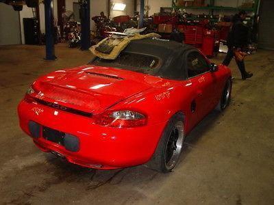2002 porsche boxster suspension-steering suspension crossmember k frame rear  suspension   477 3.2,6SPD,RWD