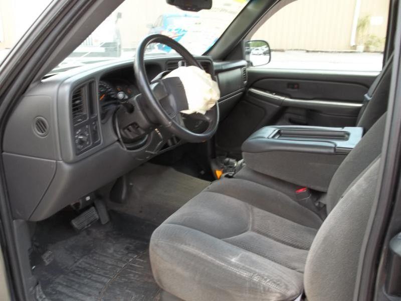 Used 2004 Chevrolet Truck Silverado 3500 Pickup Interior Dash Pan