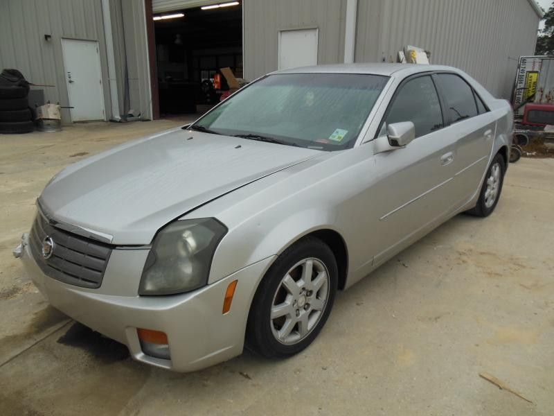2003 cadillac cts suspension-steering cts spindle knuckle  front 515 3.6