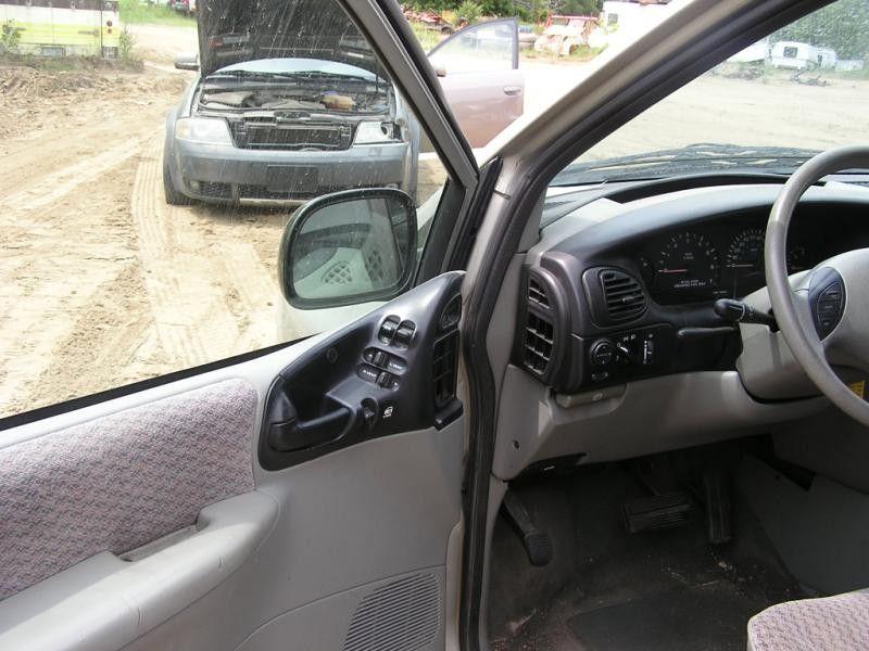 Used 2000 Dodge Truck Caravan Interior Dash Panel Dash Panel Part