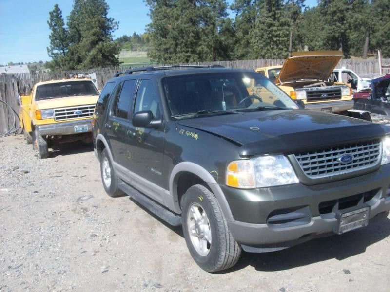 used 2002 ford explorer transmission transfer case motor 4. Black Bedroom Furniture Sets. Home Design Ideas