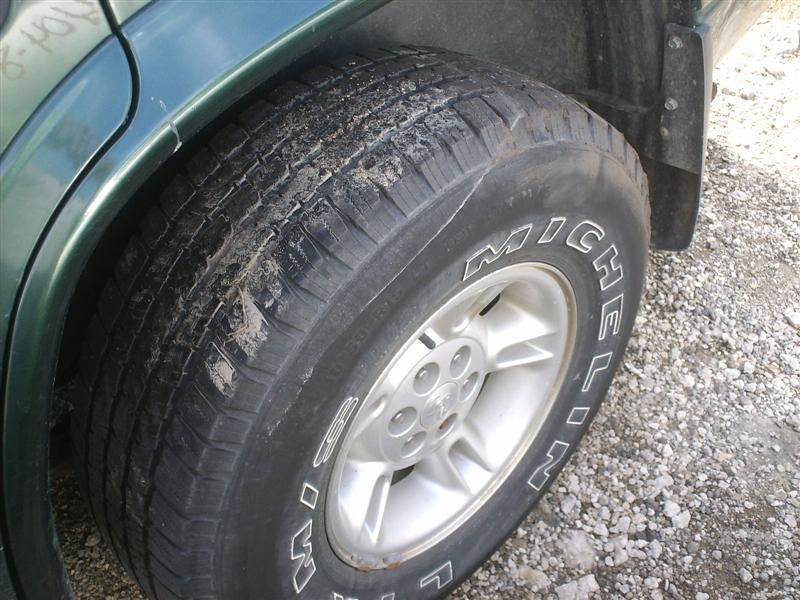 1998 dodge truck dakota suspension-steering dakota spindle knuckle  front |  515 3/99,COL,GRN-PG8,OIC