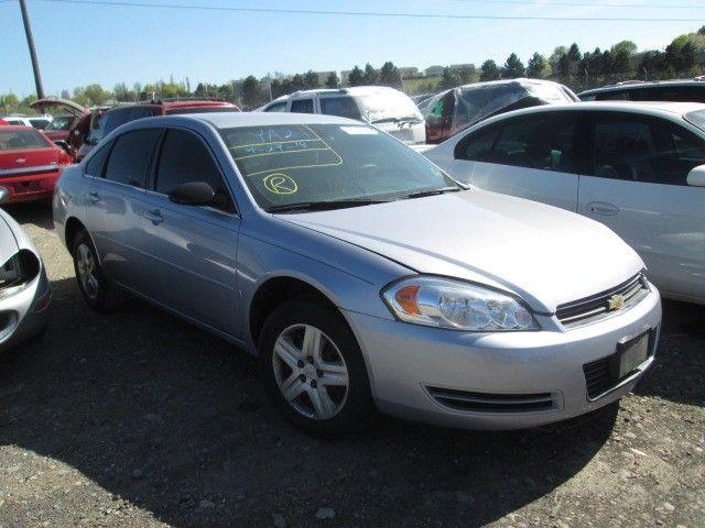 2006 chevrolet impala rear-body impala quarter panel assembly |  160 BLU,LS,5P2,RP