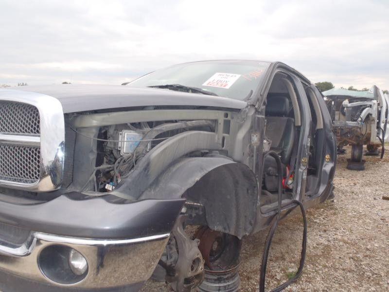 2004 Dodge Truck Dodge 3500 Pickup Interior Speedometer Head Cluster Cluster Gasoline Engine Mph
