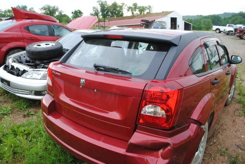 how to change front brakes on dodge caliber