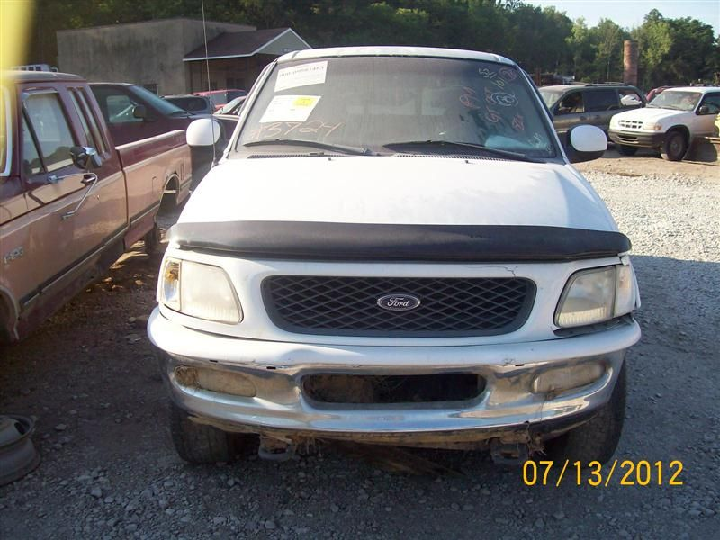 1997 ford truck ford f150 pickup front body radiator core support |  109 5.4L,AT,4x4,Factory