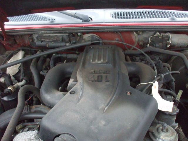 1997 ford explorer engine timing cover 6 245  4 0l   sohc |  308 RED,EB,4.0SC,02-11