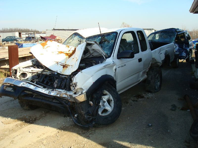 2002 toyota tacoma electrical chassis control module air bag   floor under ctr dash  591 SR5,4CYL.,AT,4X4