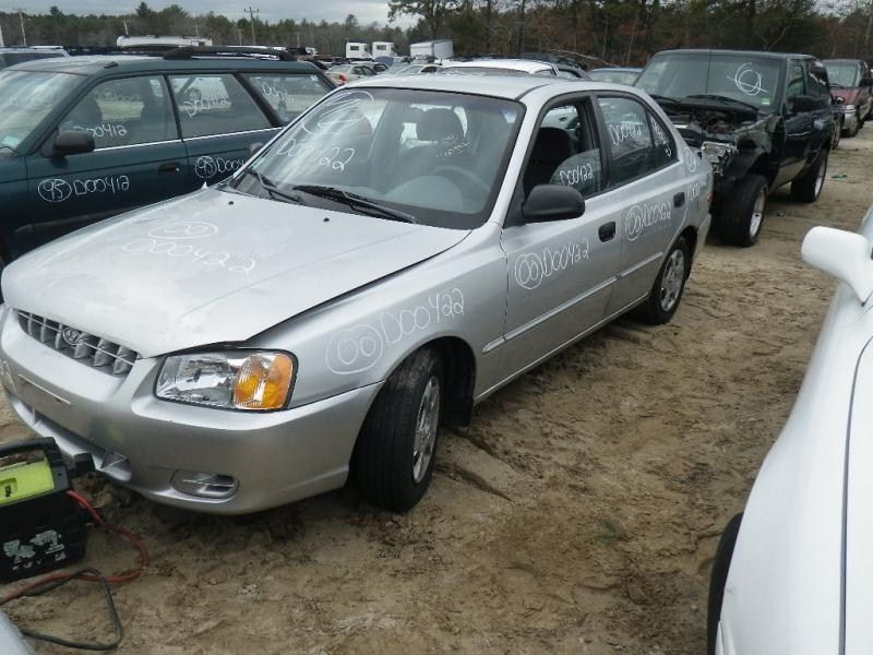 2000 hyundai accent engine accent engine assembly |  300 1.5,AUT,1/00,EFI,FWD,CK COND