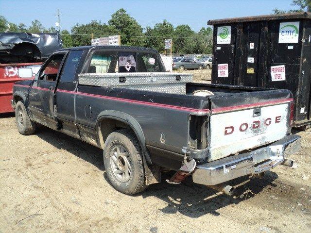 on 1993 Dodge Dakota Rack Pinion Steering