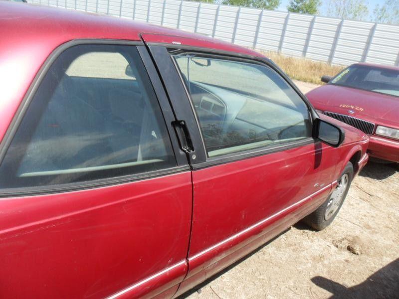 1995 buick regal doors regal door glass  front 277 M27.5 TINT
