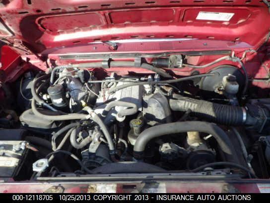 90 91 92 93 94 95 96 Ford F150 Engine 4 9l 583988