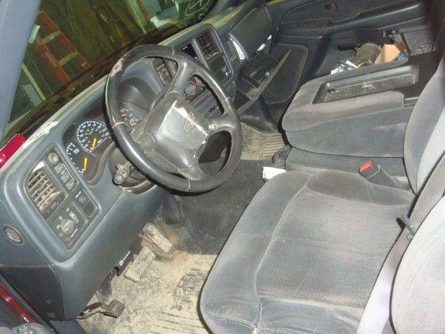 Used 2001 Chevrolet Truck Suburban 1500 Interior Dash