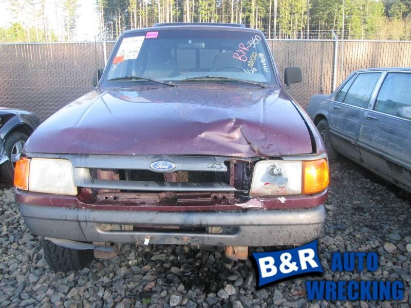 1990 ford truck bronco-ii suspension-steering bronco ii steering column |  238 XL,FLR,5MT,WKEY,GRY