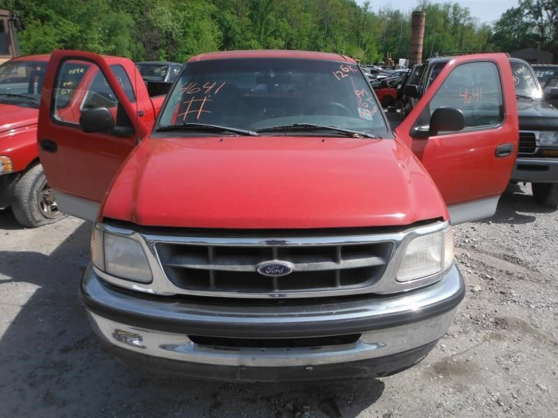 1997 ford truck ford f150 pickup front body radiator core support |  109 XL,4.2L,AT,RWD,Factory CORE SUPPORT