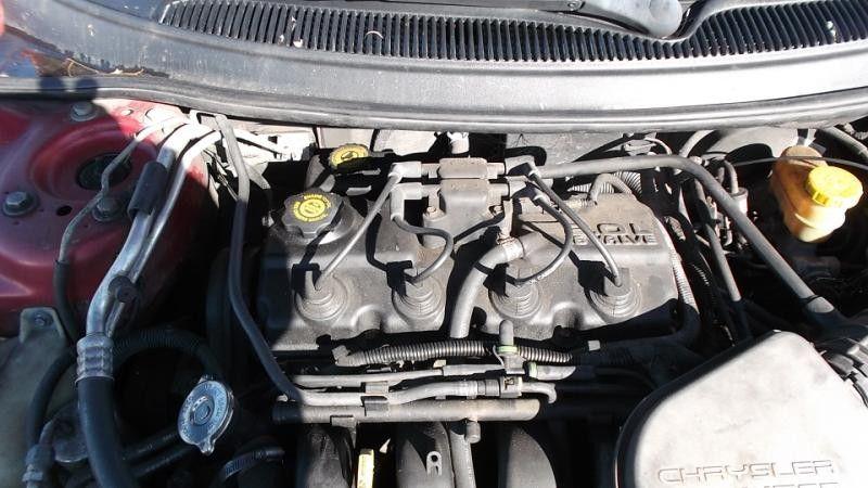 1997 Dodge Truck Caravan Engine Harmonic
