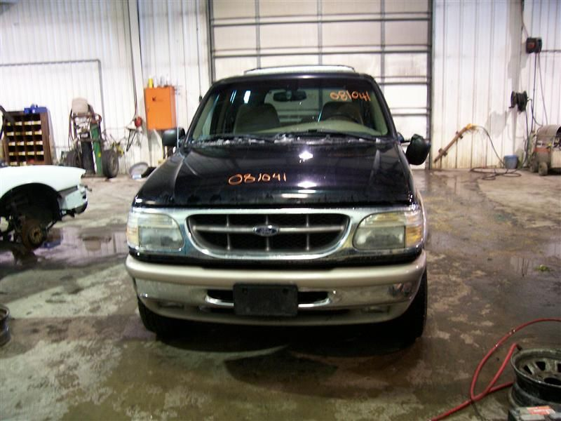 Ford Ranger 4x4 Front Axle Parts : Used ford ranger axle carrier assembly front