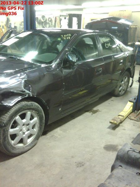 2003 cadillac cts suspension-steering cts spindle knuckle front 515 RH,CTS,RWD,2.8L