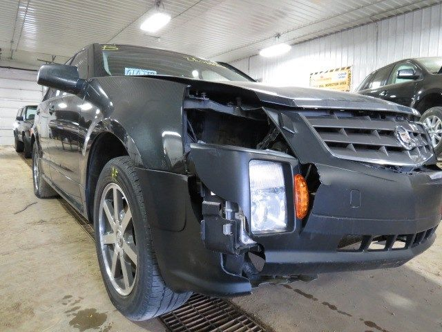2003 cadillac cts suspension-steering stub axle knuckle  rear right r  490 4DR,7-03,AT5,AWD