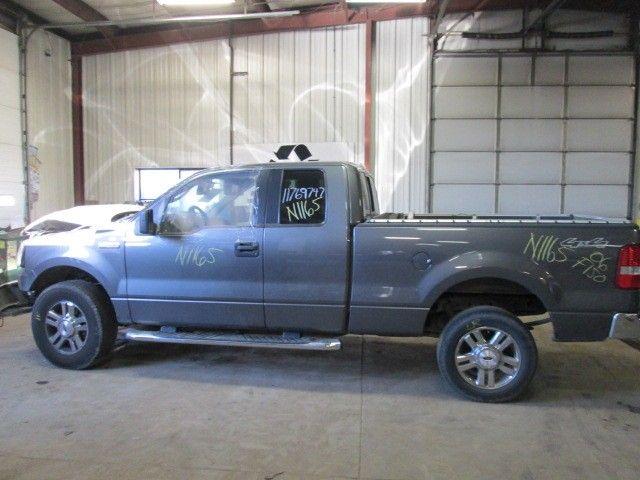 2004 ford truck f150 interior f150 seat  front 202 RH,GRY,FE,CLO,BUC,SPR CAB,B/NDS CLN