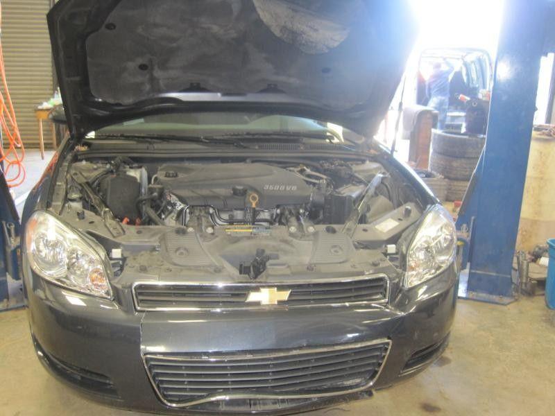 2006 chevrolet impala rear-body impala quarter panel assembly |  160 BLUE,4 DR,LT,Tint,PW,Bucket