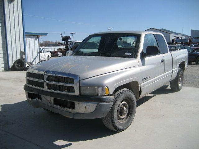 Used 2000 Dodge Truck Dodge 1500 Pickup Interior Seat Front Left